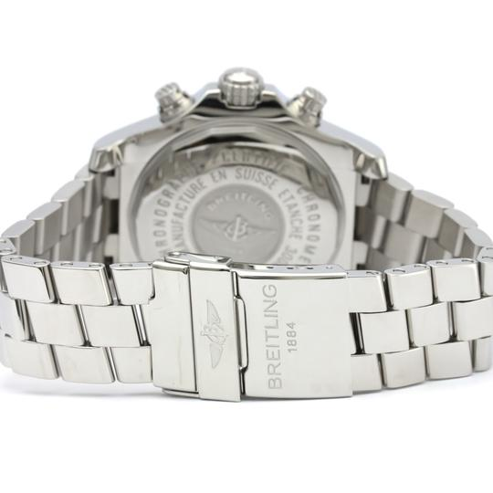 Breitling Breitling Avenger Automatic Stainless Steel Men's Sports Watch A13380 Image 4