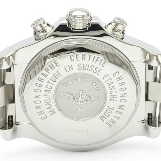 Breitling Breitling Avenger Automatic Stainless Steel Men's Sports Watch A13380 Image 6