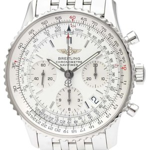Breitling BREITLING Navitimer Steel Automatic Mens Watch A23322