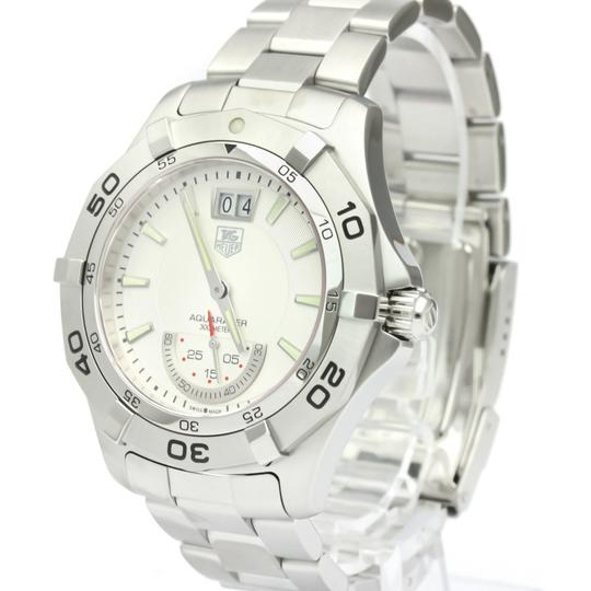 Tag Heuer Tag Heuer Aquaracer Quartz Stainless Steel Men's Sports Watch WAF1011 Image 1