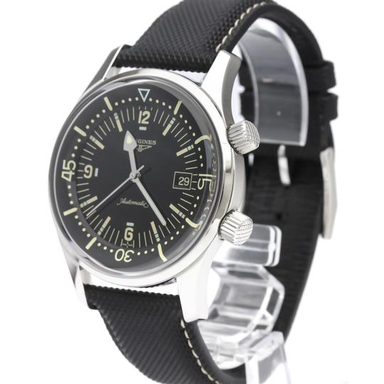 Longines Longines Legend Diver Automatic Stainless Steel Men's Sports Watch L3.674.4 Image 1