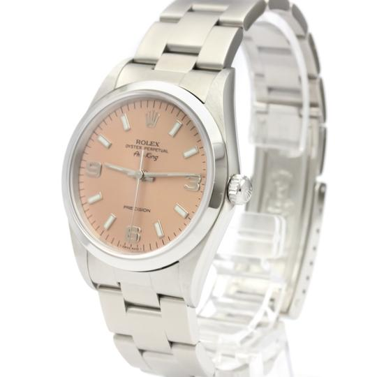 Rolex Rolex Airking Automatic Stainless Steel Men's Dress Watch 14000 Image 1