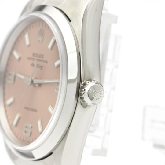 Rolex Rolex Airking Automatic Stainless Steel Men's Dress Watch 14000 Image 3