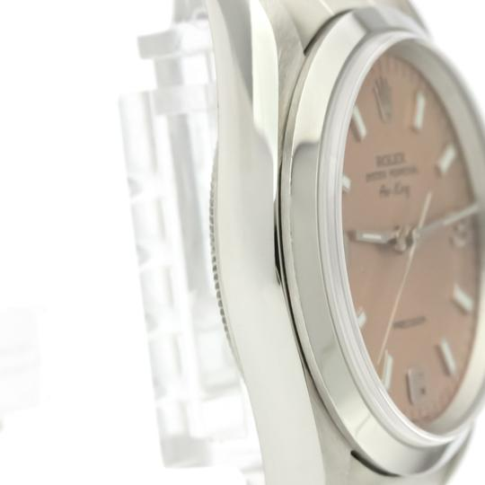 Rolex Rolex Airking Automatic Stainless Steel Men's Dress Watch 14000 Image 8
