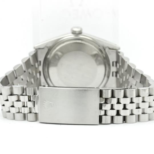 Rolex Rolex Datejust Automatic Stainless Steel,White Gold Men's Dress Watch 1601 Image 4