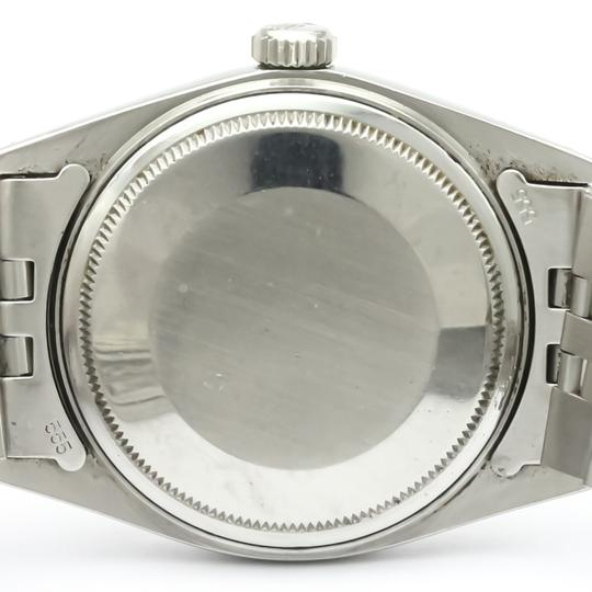 Rolex Rolex Datejust Automatic Stainless Steel,White Gold Men's Dress Watch 1601 Image 5
