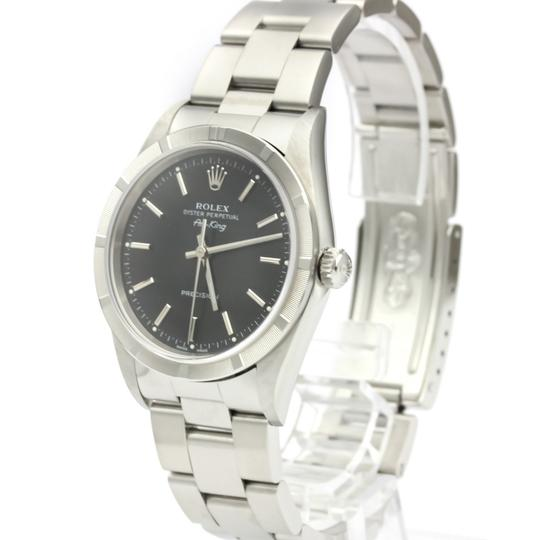 Rolex Rolex Airking Automatic Stainless Steel Men's Dress Watch 14010 Image 1