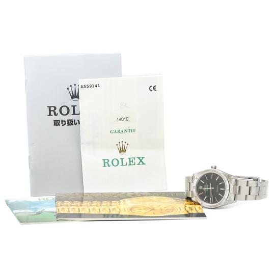 Rolex Rolex Airking Automatic Stainless Steel Men's Dress Watch 14010 Image 5