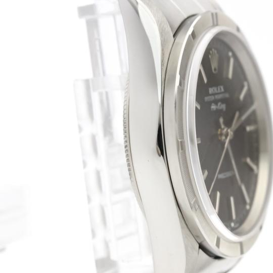 Rolex Rolex Airking Automatic Stainless Steel Men's Dress Watch 14010 Image 8
