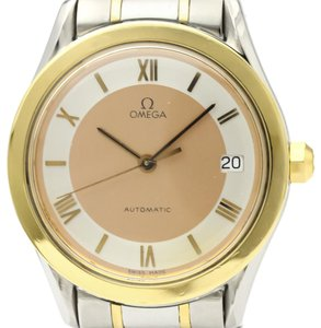 Omega Omega Classic Automatic Stainless Steel,Yellow Gold (18K) Men's Dress Watch 166.285