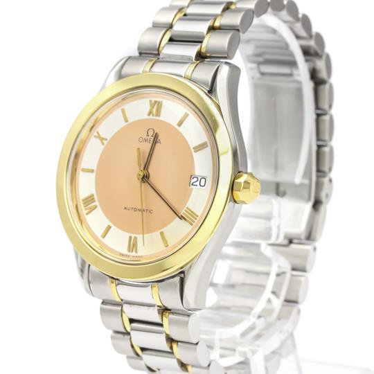 Omega Omega Classic Automatic Stainless Steel,Yellow Gold (18K) Men's Dress Watch 166.285 Image 1