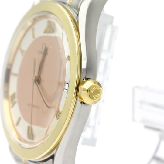 Omega Omega Classic Automatic Stainless Steel,Yellow Gold (18K) Men's Dress Watch 166.285 Image 3