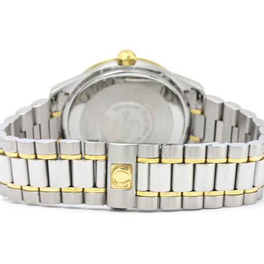 Omega Omega Classic Automatic Stainless Steel,Yellow Gold (18K) Men's Dress Watch 166.285 Image 4