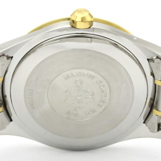 Omega Omega Classic Automatic Stainless Steel,Yellow Gold (18K) Men's Dress Watch 166.285 Image 5