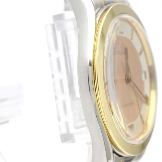 Omega Omega Classic Automatic Stainless Steel,Yellow Gold (18K) Men's Dress Watch 166.285 Image 7