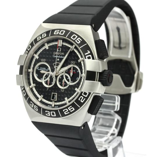 Omega Omega Constellation Automatic Stainless Steel Men's Sports Watch 121.32.44.52.01.001 Image 1