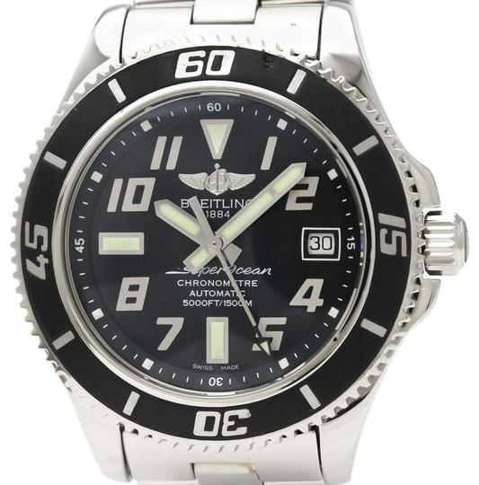 Breitling BREITLING SuperOcean 42 Steel Automatic Mens Watch A17364 Image 0