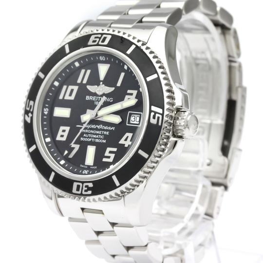 Breitling BREITLING SuperOcean 42 Steel Automatic Mens Watch A17364 Image 1