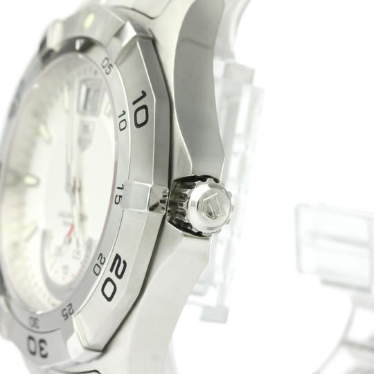 Tag Heuer Tag Heuer Aquaracer Quartz Stainless Steel Men's Sports Watch WAF1011 Image 3