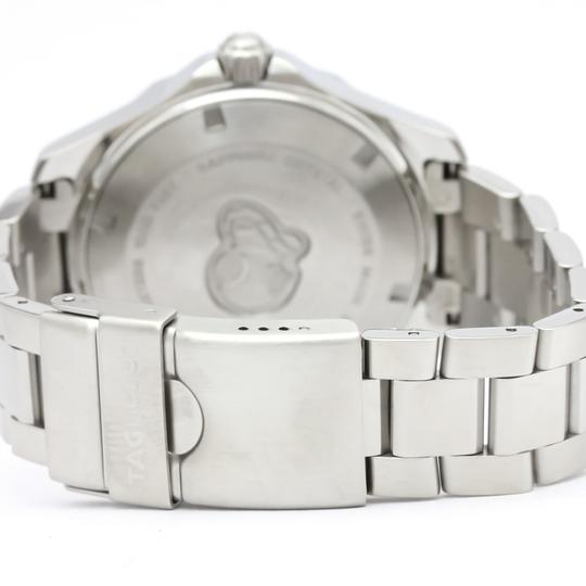 Tag Heuer Tag Heuer Aquaracer Quartz Stainless Steel Men's Sports Watch WAF1011 Image 4