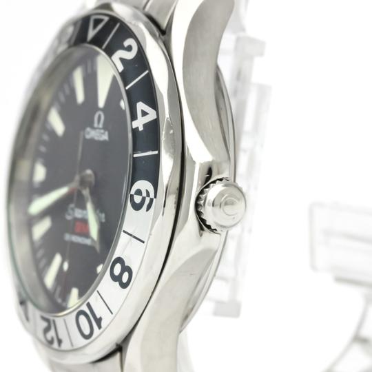 Omega OMEGA Seamaster GMT Gerry Lopes Steel Automatic Watch 2536.50 Image 3