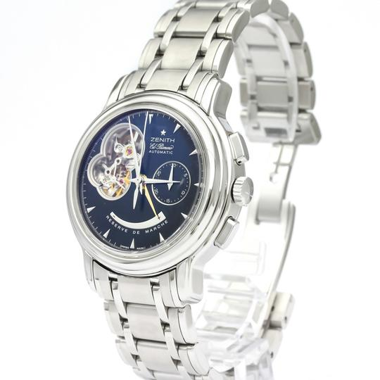 Zenith Zenith Chronomaster Automatic Stainless Steel Men's Sports Watch 03.0240.4021 Image 1