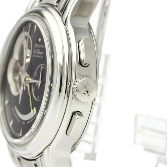 Zenith Zenith Chronomaster Automatic Stainless Steel Men's Sports Watch 03.0240.4021 Image 3