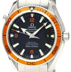 Omega OMEGA Seamaster Planet Ocean Co-Axial Automatic Watch 2209.50
