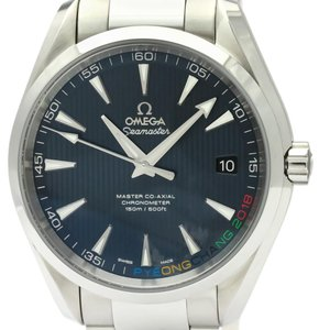 Omega Omega Seamaster Automatic Stainless Steel Men's Sports Watch 522.10.42.21.03.001