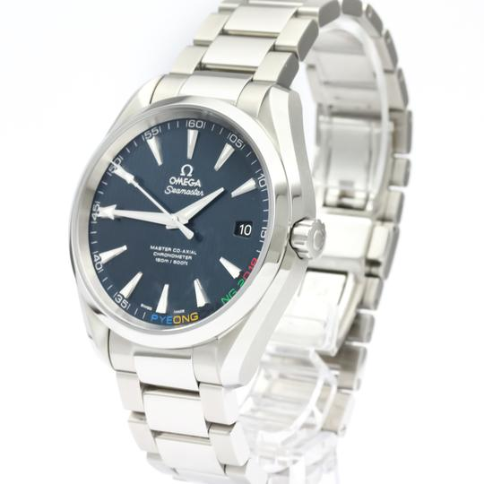 Omega Omega Seamaster Automatic Stainless Steel Men's Sports Watch 522.10.42.21.03.001 Image 1