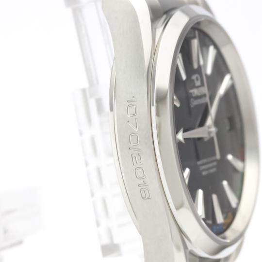 Omega Omega Seamaster Automatic Stainless Steel Men's Sports Watch 522.10.42.21.03.001 Image 8