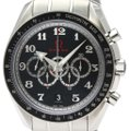 Omega Omega Speedmaster Automatic Stainless Steel Men's Sports Watch 321.30.44.52.01.001 Image 0