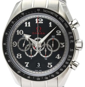 Omega Omega Speedmaster Automatic Stainless Steel Men's Sports Watch 321.30.44.52.01.001