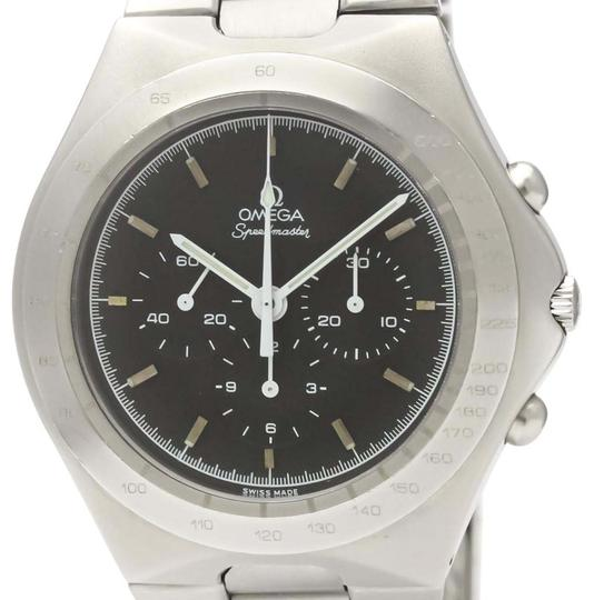Omega Omega Speedmaster Mechanical Stainless Steel Men's Sports Watch 145.0040 Image 0