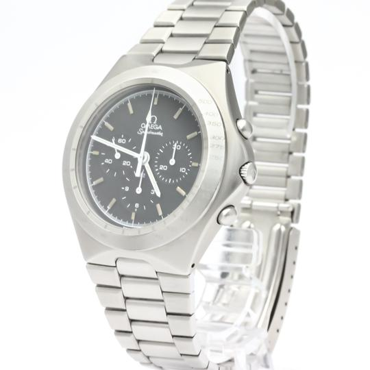 Omega Omega Speedmaster Mechanical Stainless Steel Men's Sports Watch 145.0040 Image 1