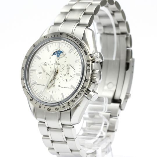 Omega Omega Speedmaster Automatic Stainless Steel,White Gold (18K) Men's Sports Watch 3575.30 Image 1
