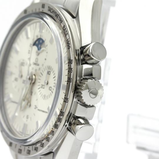 Omega Omega Speedmaster Automatic Stainless Steel,White Gold (18K) Men's Sports Watch 3575.30 Image 3