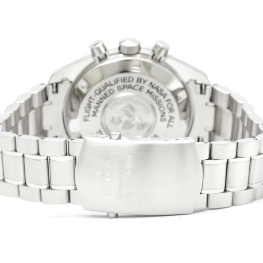 Omega Omega Speedmaster Automatic Stainless Steel,White Gold (18K) Men's Sports Watch 3575.30 Image 4