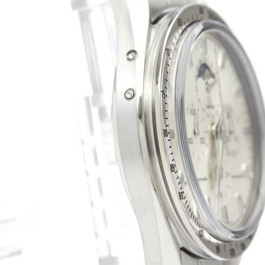 Omega Omega Speedmaster Automatic Stainless Steel,White Gold (18K) Men's Sports Watch 3575.30 Image 8