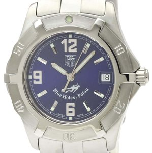 Tag Heuer Tag Heuer 2000 Series Quartz Stainless Steel Men's Sports Watch WN1116
