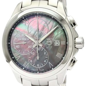 Tag Heuer Tag Heuer Link Automatic Stainless Steel Men's Sports Watch CAT2014
