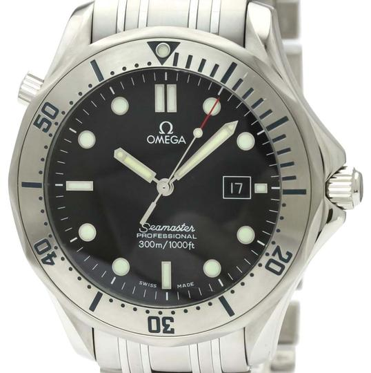 Omega Omega Seamaster Quartz Stainless Steel Men's Sports Watch 2261.50 Image 0