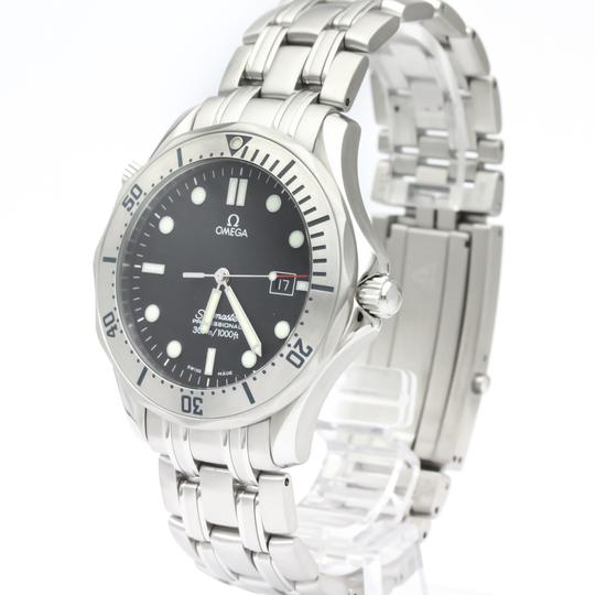Omega Omega Seamaster Quartz Stainless Steel Men's Sports Watch 2261.50 Image 1