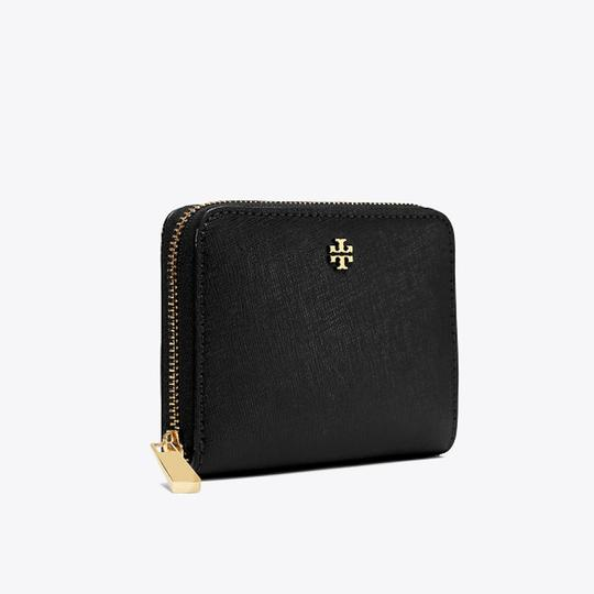 Tory Burch Tory Burch Emerson Saffiano Leather Zip Coin Case Image 6