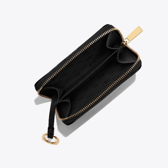 Tory Burch Tory Burch Emerson Saffiano Leather Zip Coin Case Image 7