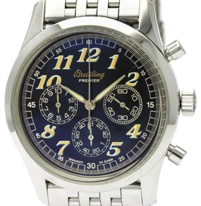 Breitling Breitling Navitimer Automatic Stainless Steel Men's Sports Watch A40035