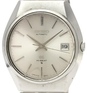 Seiko Seiko Grand Seiko Automatic Stainless Steel Men's Dress Watch 5645-8000