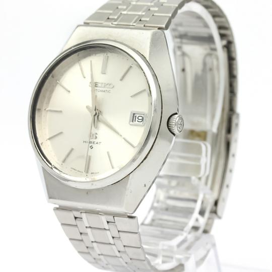 Seiko Seiko Grand Seiko Automatic Stainless Steel Men's Dress Watch 5645-8000 Image 1