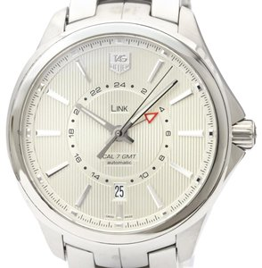 Tag Heuer Tag Heuer Link Automatic Stainless Steel Men's Sports Watch WAT201B