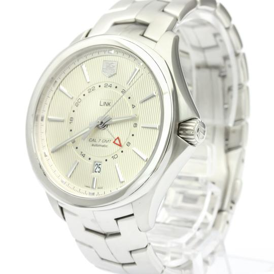 Tag Heuer Tag Heuer Link Automatic Stainless Steel Men's Sports Watch WAT201B Image 1